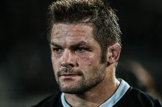 Richie Mccaw Photos Photos - All Blacks captain Richie McCaw looks on after The Rugby Championship match between the New Zealand All Blacks and the Australian Wallabies at Eden Park on August 23, 2014 in Auckland, New Zealand. - New Zealand v Australia