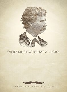 Mustache non professional ejaculates