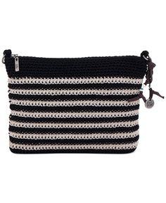 O Sak Classic Mini 3-em-1 Crochet Clutch - Bolsas e Acessórios - Macy