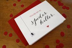 Spider Killer Card