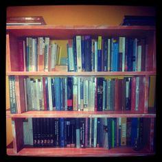A minha biblioteca pessoal