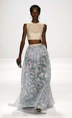 Badgley Mischka, S/S 2015