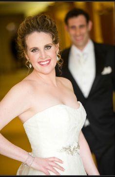 Lauren's wedding  Makeup: Sergey Logvinov  Hair: Michiko Boorberg