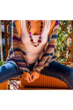 Crochet Necklace, Jewelry, Fashion, Crochet Collar, Jewellery Making, Moda, Jewelery, Jewlery, Fasion