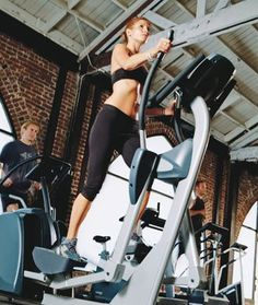 In just 30 minutes you can blast 300 calories on any cardio machine with this interval workout from SHAPE magazine. Pin it on Pinterest and take the workout with you too!