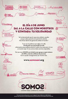 Únete! http://youtu.be/Ybp-gIZBYKI http://www.somosasi.org - #SomosAsi