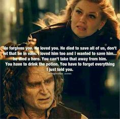 Rumplestilskin your son loved you to the moon and back and was a hero. He was the best son don't let his actions and Sacrifice go to waste