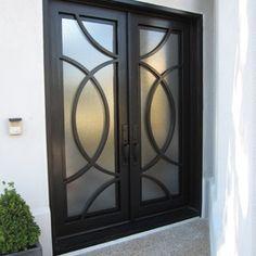contemporary double doors | Contemporary Doors