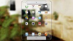 A See-Through iPad Design