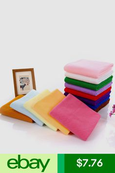 486c9825c8c5c Sinland 5 color assorted Microfiber Dish Cloth Best Kitchen Cloths Cleaning  Cloths With Poly Scour Side 12