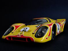 Porsche 917 - More here http://superv8car.blogspot.com/