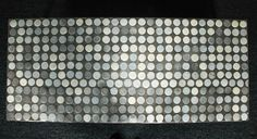 Very Rare 1960 Coffee Table by Roger Capron image 3