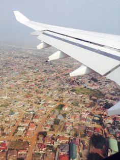 #Travel#Africa#Afrika#Ghana#Accra#Airplane#Holiday