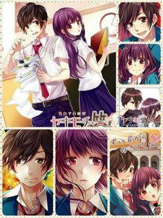 Koi, Zutto Mae Kara, Honey Works, Itsu, Cute Anime Couples, Art Girl, Manhwa, Kawaii, Fan Art