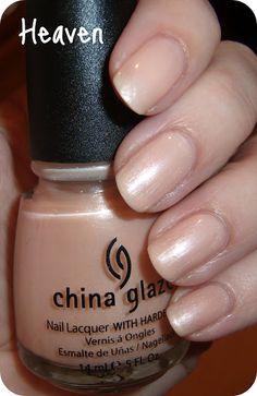 China Glaze - Heaven