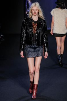 Zadig & Voltaire Fall 2013 Ready-to-Wear Fashion Show
