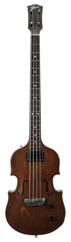 Gibson 1956 EB1 Bass, I had one! My very first bass. #bass #bassgiitar via @samsteiner