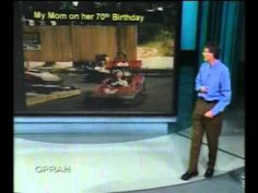 """Randy Pausch reprising his """"Last Lecture"""" - YouTube"""