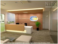 industrial office ideas | Good commercial office conception ideas can increase productivity ...