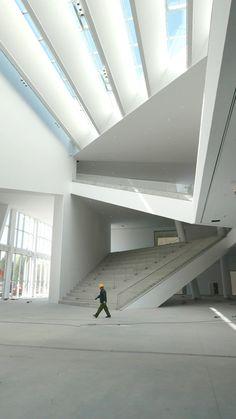 Studio Pei-Zhu converts a Beijing factory into Minsheng Contemporary Art Museum.