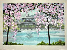 Spring Haze, by Masao Ido
