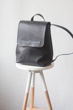 69bc00e1275f7 Womens leather backpack handmade leather by MoonshineLeather Leather  Backpack Purse