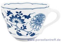 Hutschenreuther Blue Onion Pattern Coffee Cup 0,21 L