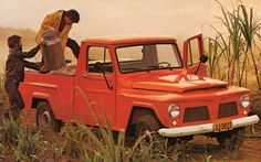 Ford Pick Up F-75 (1979)