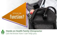 Chiropractic Clinic, Family Chiropractic, Kid Picks, Holistic Approach, Rsvp, Safety, Backpack, Join, Child