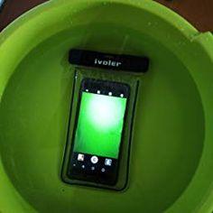 IPX8 Certificado Huawei iPhone iVoler Pasaporte etc. Smartphones Negro+Negro Monedas Samsung Galaxy 2 Unidades Funda Bolsa M/óvil Impermeable Universal para Xiaomi