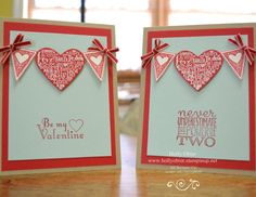 Stampin\' Up!\'s New Language of Love