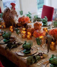 Thanksgiving Table - mom.me