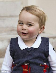 Prince George...