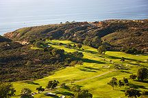 Torrey Pines Golf Course, San Diego, California