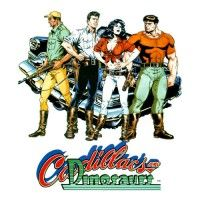 If you are fan of Cadillacs and Dinosaurs game than visit here to play http://www.chilgames.com/play-online-games/cadillacs-and-dinosaurs.html