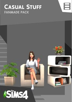 ♢ Casual home furniture ♢ 15 BGC CAS items ♢ Maxis Match ♢ SimFileShare ♢ January 2020 Sims Four, Sims 4 Mm Cc, My Sims, Los Sims 4 Mods, Sims 4 Game Mods, Cry Anime, Muebles Sims 4 Cc, Sims 4 Traits, The Sims 4 Packs