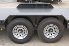Tilt Bed Trailers - We can special order any size trailer to fit your needs! Tilt Trailer, Car Hauler Trailer, Trailer Plans, Trailer Build, Trailers, Trailer Light Wiring, Lifted Cars, Amazing Cars, Metal Working