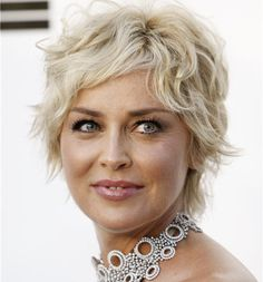 Sharon+Stone+Haircut+Cutting+Diagram | Sharon Stone Hairstyles - Girls hairstyle ideas for 2011 summer