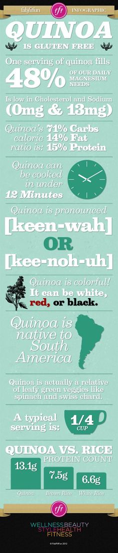 Quinoa!