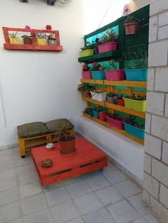 DIY home decoration ideas are mostly used in the houses because Pallets are not well in look but it can be able that we can make different things from this as like we made beds, tables, chairs, planters, sofa's and many more things which we used in our life.