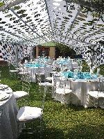 Garden Wedding @ Three Oaks Function Venue in Centurion www.threeoaks.co.za Three Oaks, Garden Weddings, Wedding Venues, Table Decorations, Home Decor, Wedding Reception Venues, Wedding Places, Decoration Home, Room Decor