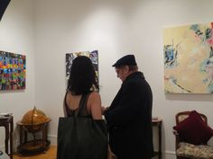 October 9 - November 10, 2015, Exhibition and Gala Champagne Reception, October 15, 2015.