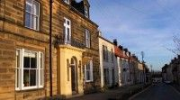 17 Burgate Bed & Breakfast, Pickering, North Yorkshire. Bed and Breakfast Holiday Accommodation in England.