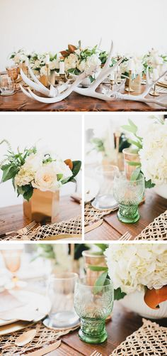 Southwest style meets modern chic boho - Megan Welker Photography + Beijos Events, MV Florals