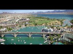 Lake Havasu, AZ - Despite going on Memorial Weekend when all the bros and bro-ho's were out, this was still a very beautiful place to be out on a boat.