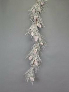 3 Artificial Christmas Garland - 4.75ft by Gordon Companies, Inc. $90.00. This product may be prohibited inbound shipment to your destination.. Shipping Weight: 3.00 lbs. Picture may wrongfully represent. Please read title and description thoroughly.. Please refer to SKU# ATR25769016 when you inquire.. Brand Name: Gordon Companies, Inc Mfg#: 30690462. 3 Artificial Christmas garlands/frosted pine/pine cones/4.75L/made of plastic and nature/you get 3 strands