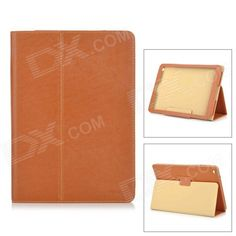 Protective PU Case w/ Stand for Teclast T98 - Brown Price: $9.95