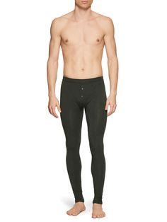 Gray Long Leg Underwear FW16 9917763 | Zegna