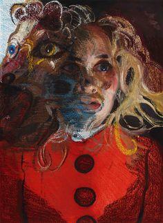 Natalie Frank's Grim Fairy-Tale Art -- Vulture