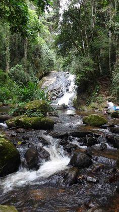 Cachoeira Encantada - São Bento do Sapucaí. Paisagens e cachoeiras incríveis nesta cidade, inclusive para um biketour.